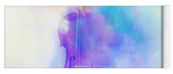 Violin Yoga Mat
