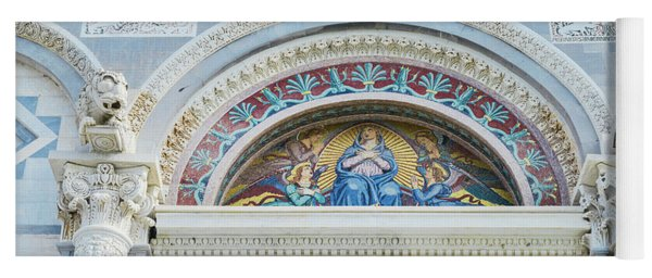 Virgin Mary Yoga Mat