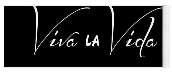 Viva La Vida Yoga Mat