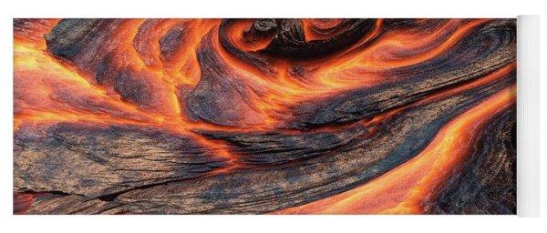 Volcano Yoga Mat