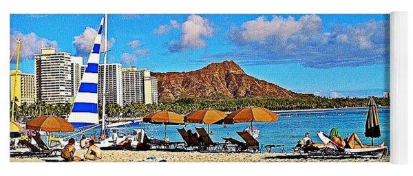 Waikiki Yoga Mat