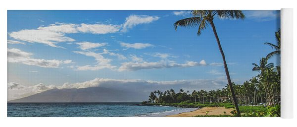 Wailea Beach Yoga Mat