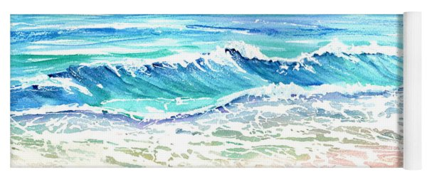Wailua Beach Yoga Mat