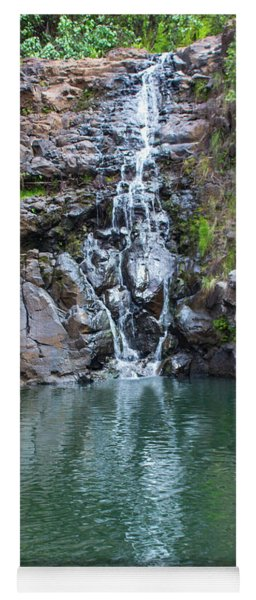 Waimea Waterfall Yoga Mat