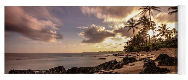 Wainiha Kauai Hawaii Sunrise  Yoga Mat