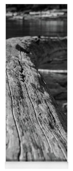 Walking On A Log Yoga Mat