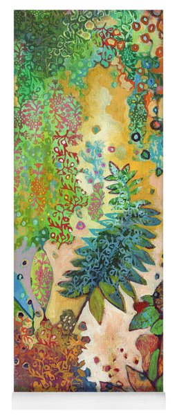 Walking With The Forest Spirits Part 2 Yoga Mat