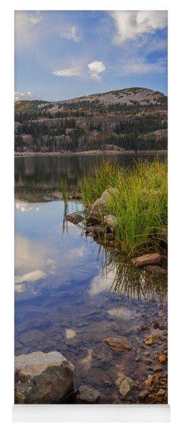 Wall Lake Yoga Mat