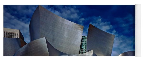 Walt Disney Concert Hall Yoga Mat