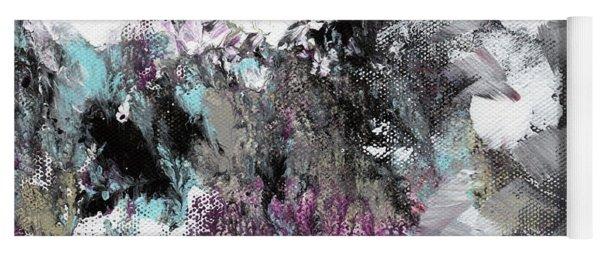 Wanderlust- Abstract Art By Linda Woods Yoga Mat