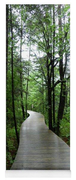 Wang Lang Nature Reserve, China Yoga Mat