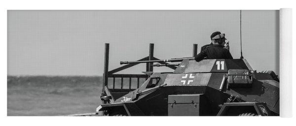 War Machine Yoga Mat
