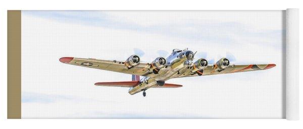Warbird Series B-17 Yoga Mat