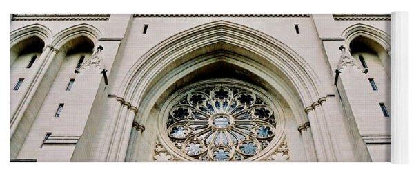 Washington Cathedral Yoga Mat