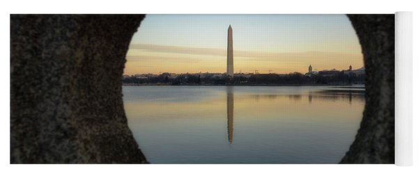 Washington Monument Yoga Mat