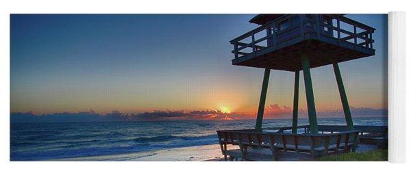 Watch Tower Sunrise 2 Yoga Mat
