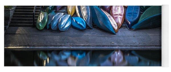 Water Color Yoga Mat
