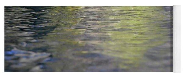 Water Colours Yoga Mat