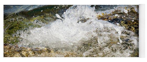 Water Elemental Yoga Mat