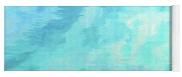 Water Fantasia Yoga Mat
