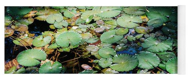 Water Lillies Yoga Mat