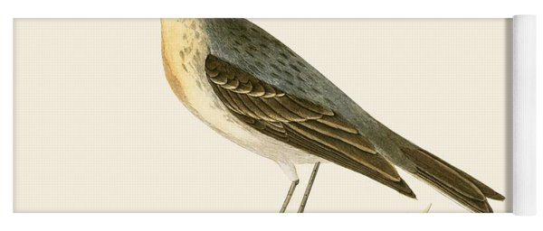 Water Pipit Yoga Mat
