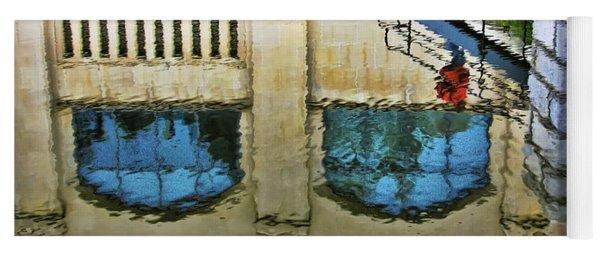 Water Reflections Yoga Mat