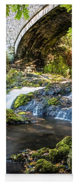 Water Under The Bridge Yoga Mat