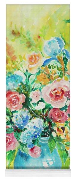 Watercolor Series 120 Yoga Mat