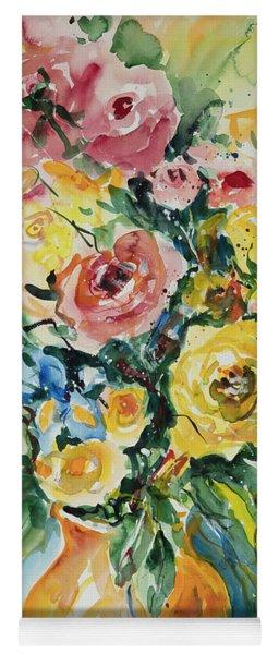 Watercolor Series 39 Yoga Mat