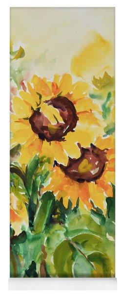 Watercolor Series 43 Yoga Mat