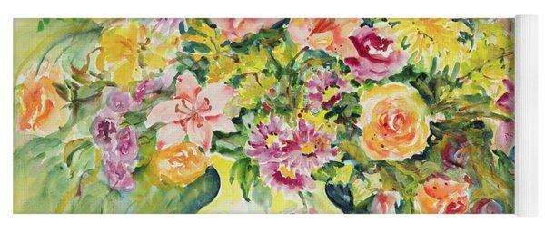 Watercolor Series 45 Yoga Mat