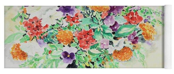Watercolor Series 50 Yoga Mat