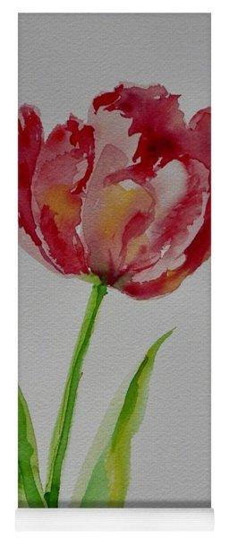 Watercolor Series No.  228 Yoga Mat