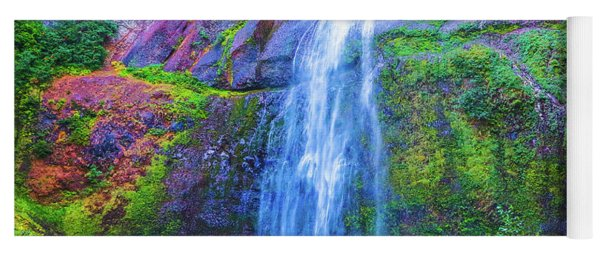 Waterfall 1 Yoga Mat