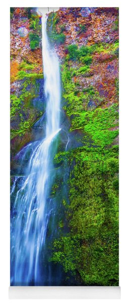 Waterfall 2 Yoga Mat