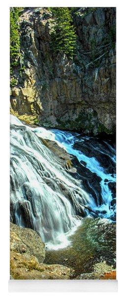 Waterfall Yoga Mat