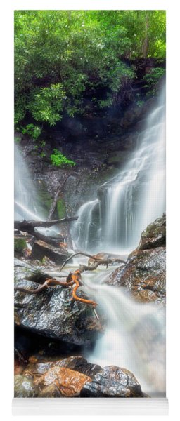 Waterfall Silence Yoga Mat