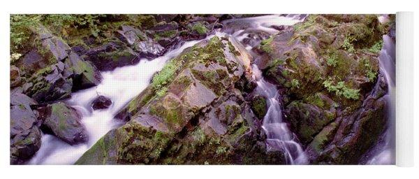 Waterstreaming Yoga Mat