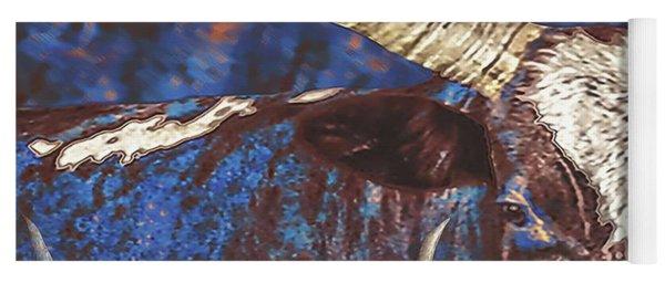 Watusi Blues Yoga Mat