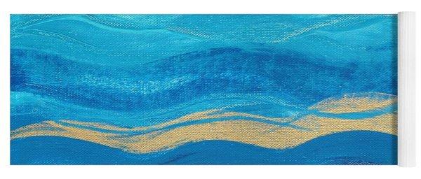 Waves Of Grace  Yoga Mat