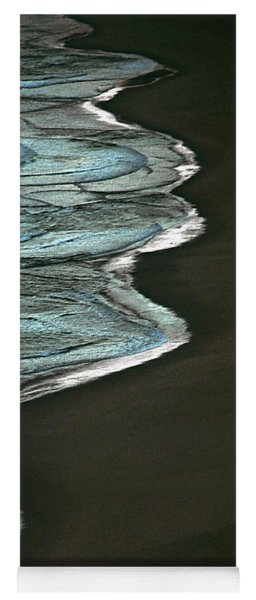 Waves Of The Future Yoga Mat