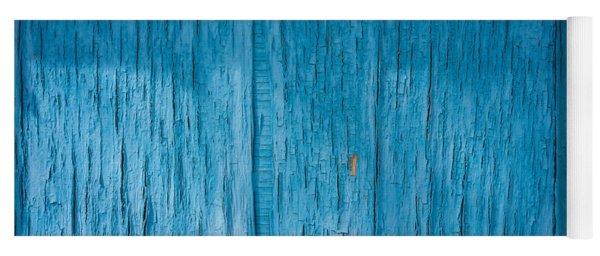 Weathered Wall Amargosa Opera House Death Valley Yoga Mat