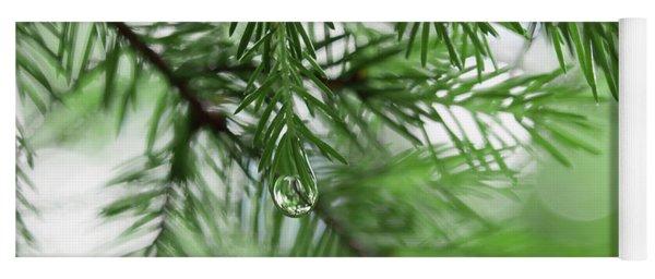 Weeping Pine 2 Yoga Mat