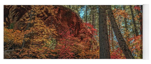 West Fork Fall Color 0212-102814-2 Yoga Mat