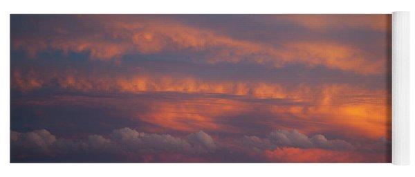 West Texas Sunset #1 Yoga Mat