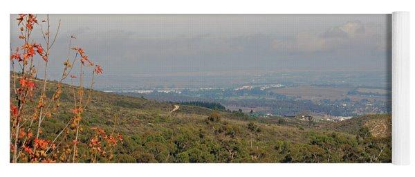 Western Cape Panorama Yoga Mat
