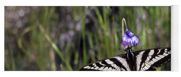 Western Tiger Swallowtail Yoga Mat