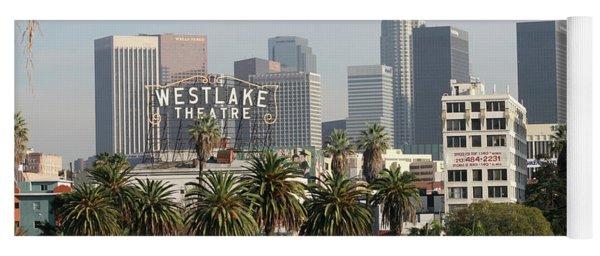 Westlake Theatre To Downtown La Yoga Mat