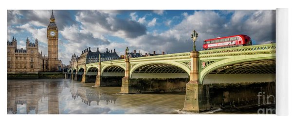 Westminster Bridge Yoga Mat